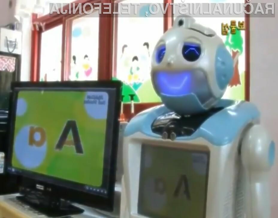 Bi lahko robot-vzgojitelj v bližnji prihodnosti povsem nadomestili vzgojitelje iz mesa in kosti?