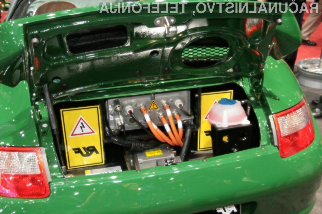 Električna vozila in pametna električna omrežja