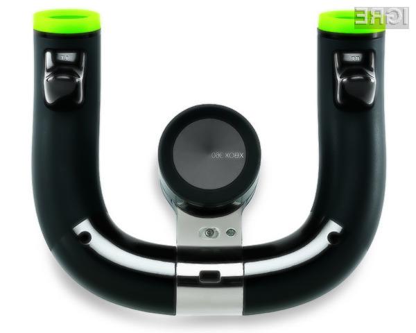 Z brezžičnim igralnim volanom Wireless Speed Wheel bo igranje dirkaških iger postalo nadvse razburljivo!