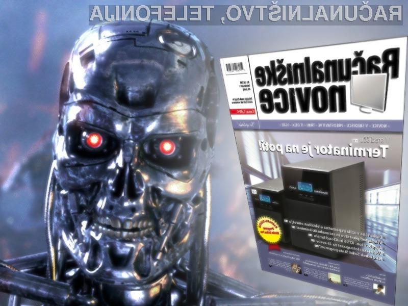Bodo roboti res kmalu prevladali?