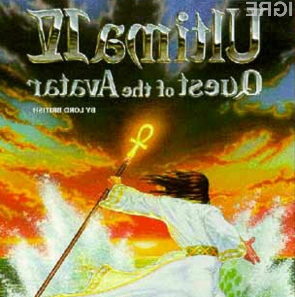 """Računalniška igra """"Ultima IV: Quest of the Avatar"""" je že navdušila mnoge!"""