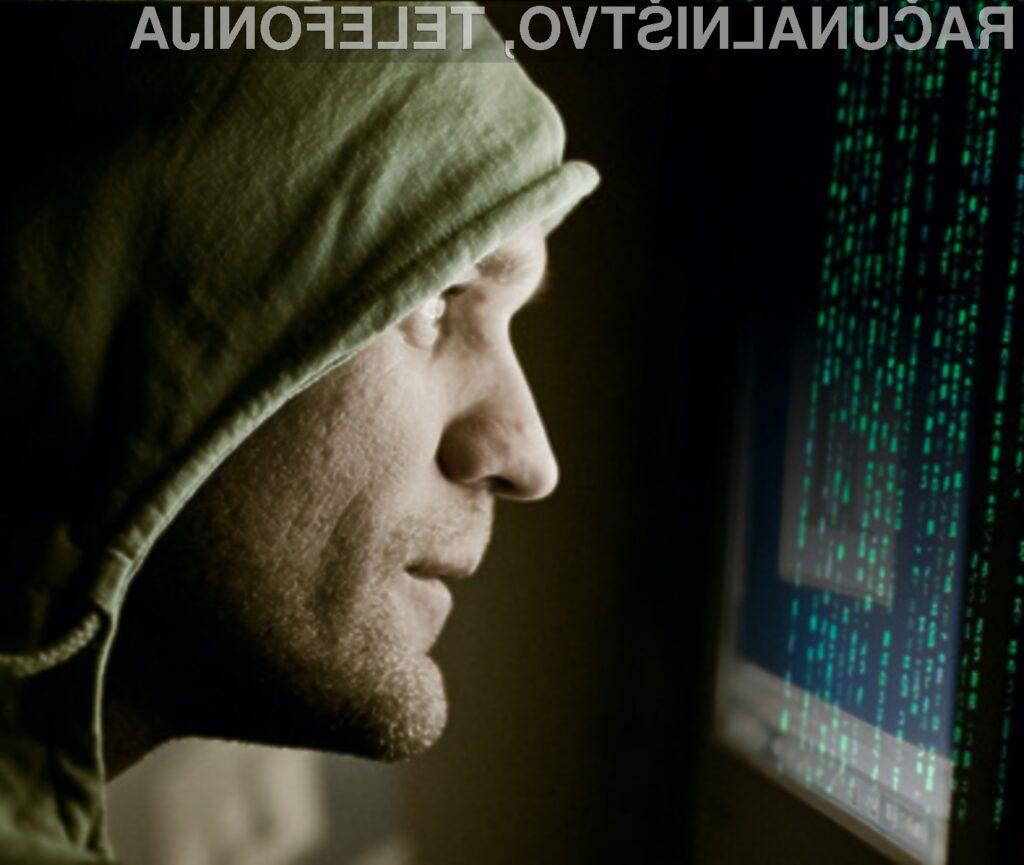 Microsoft je za lastniki botnet omrežja Rustock razpisal tiralico v višini preračunanih 180 tisoč evrov