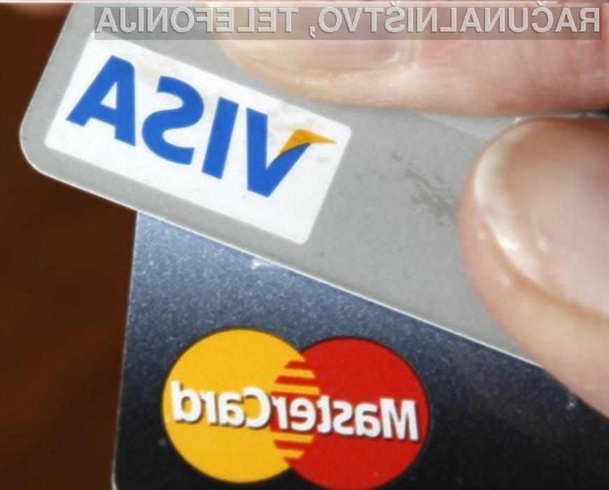Sta Visa in Mastercard v primeru WikiLeaks slepo sledila navodilom ameriške vlade?