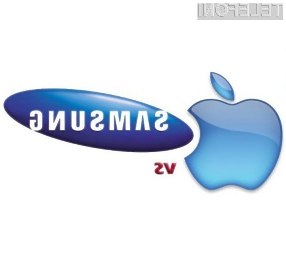 Je spor med podjetjema Apple in Samsung vendarle šel nekoliko predaleč?