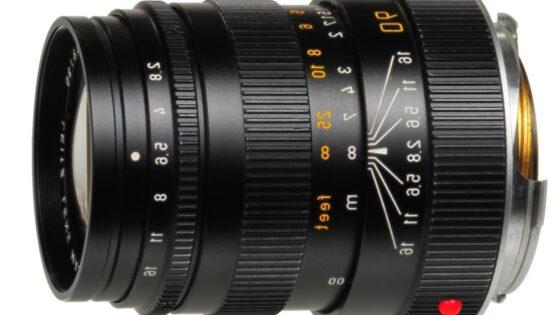 Vsi objektivi Leica so izdelani z veliko mero skrbnosti.