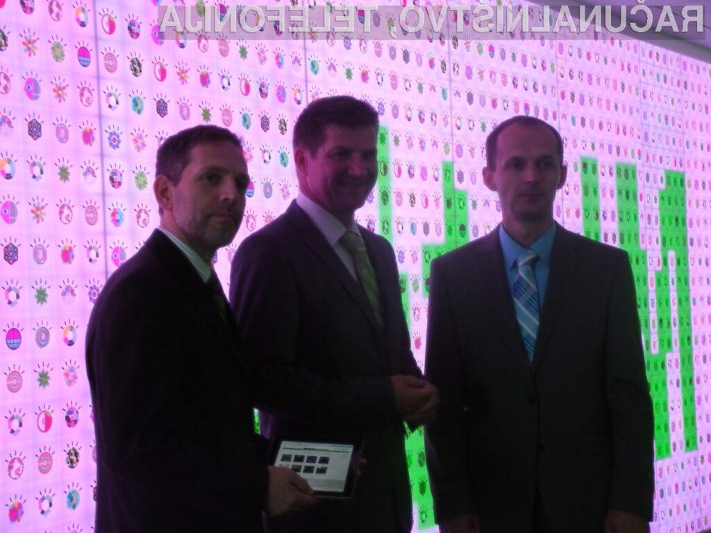 Uprava Si.mobila: Milan Zaletel, Dejan Turk in Ulrich Rokita