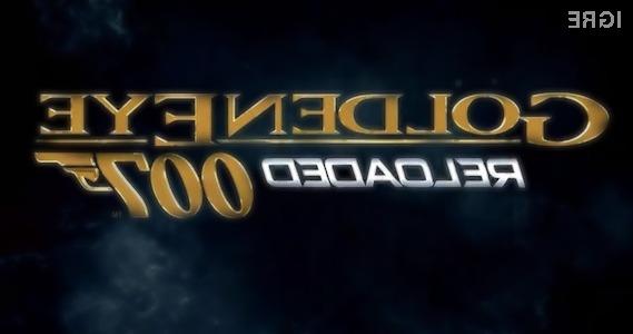 GoldenEye 007: Reloaded napovedan za letošnjo jesen