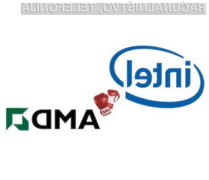 Računalničarji še vedno množično prisegajo na kakovost, zmogljivost in zanesljivost procesorjev Intel.