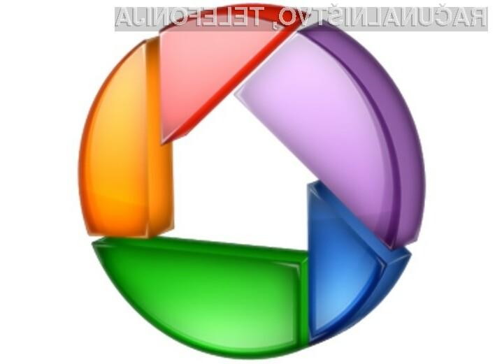 Če imate uporabniški račun na Google+, prostorska omejitev na Picasi preprosto izgine.