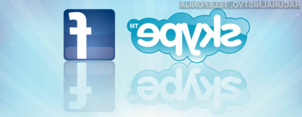 Bo tesno sodelovanje Facebooka in Skypa ogrozilo Google+?