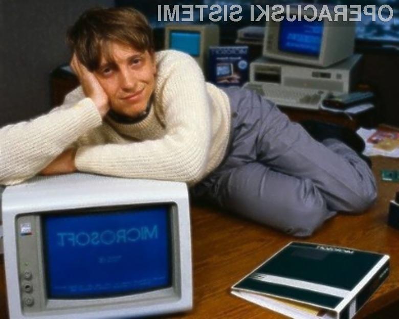 Prva različica operacijskega sistema Windows je svoj zmagoslavni pohod pričela šele leta 1985.