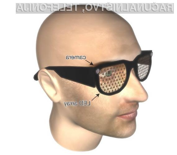 Očala, ki bodo slabovidnim vsekakor olajšala njihovo življenje.