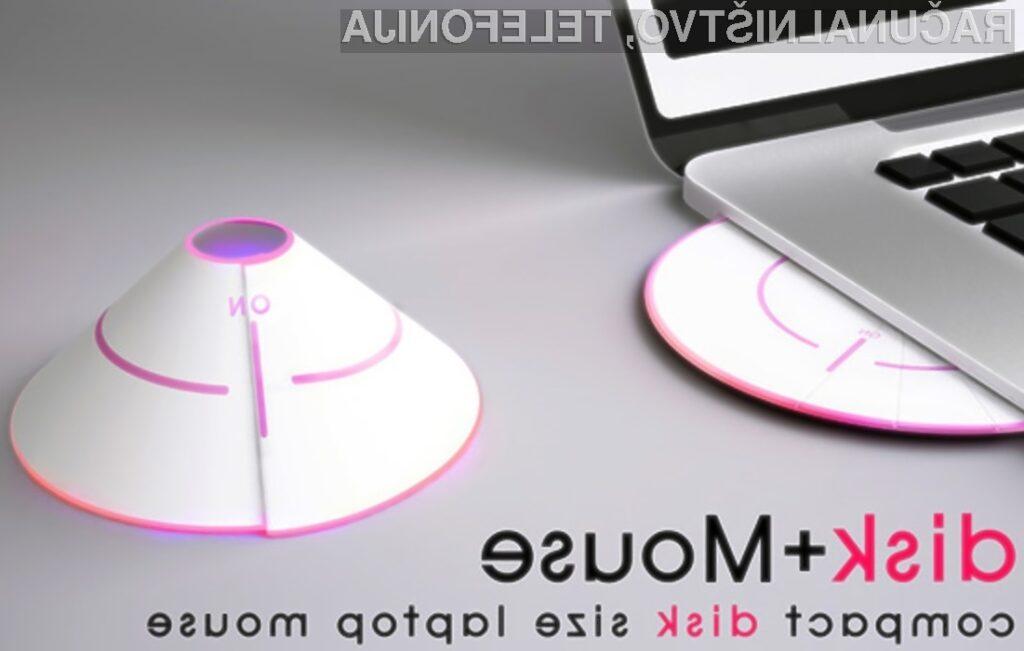 Računalniška miška vedno na dosegu roke!