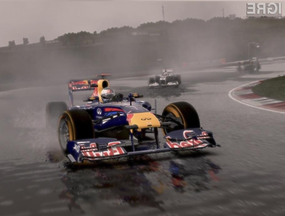 Dirkaška igra F1 2011 navdušuje v vseh pogledih.