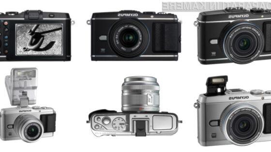 Novi  PEN fotoaparati, omogočajo tudi snemanje videa v polni HD ločljivosti 1080i