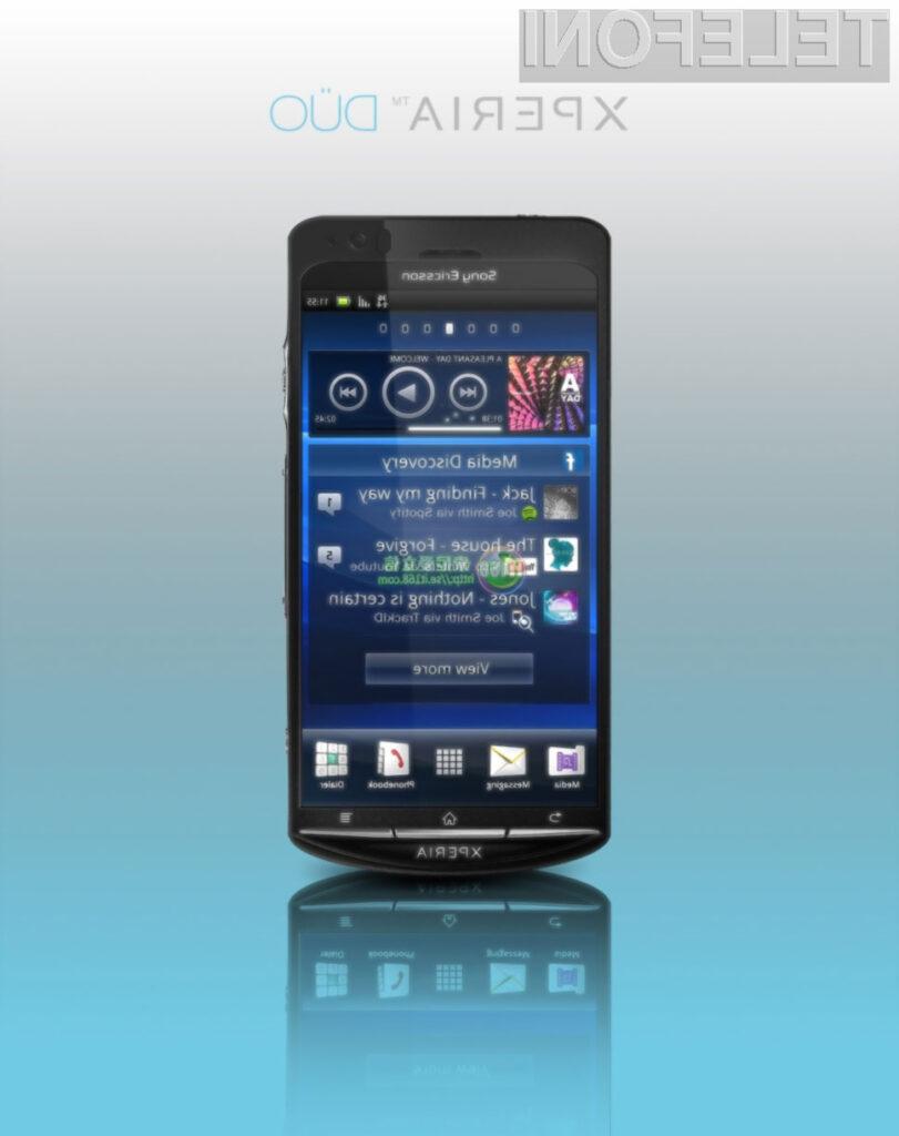 Xperia Duo bo najverjetneje prevzela vlogo zastavonoše med mobilniki Sony Ericsson.
