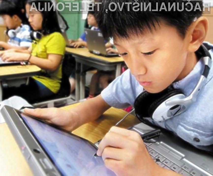 Južna Koreja stavi na e-izobraževanje!