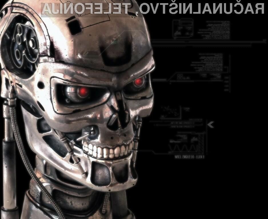 """Bodo razmišljujoči računalniki v bližnji prihodnosti prevzeli """"nadzor"""" nad ljudmi?"""