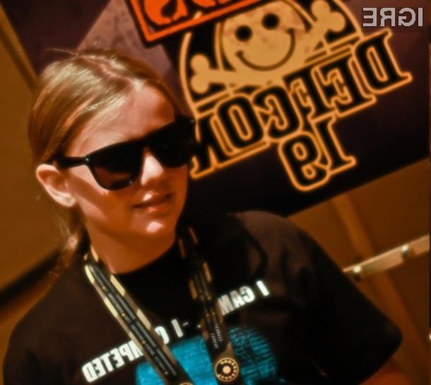 Desetletna deklica iz Kalifornije je na tekmovanju DefCon Kids prekosila vse mlade hekerje.