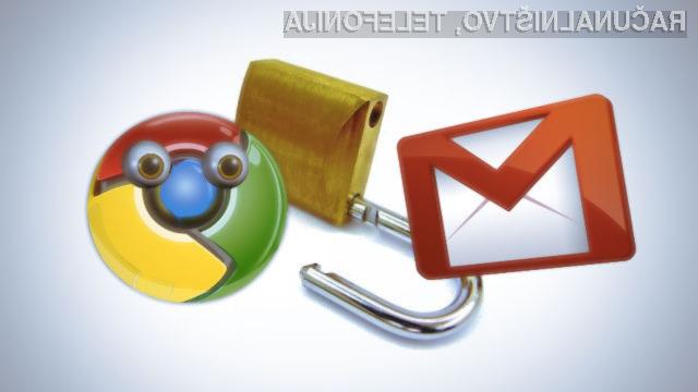 Dvojna zaščita na Googlu