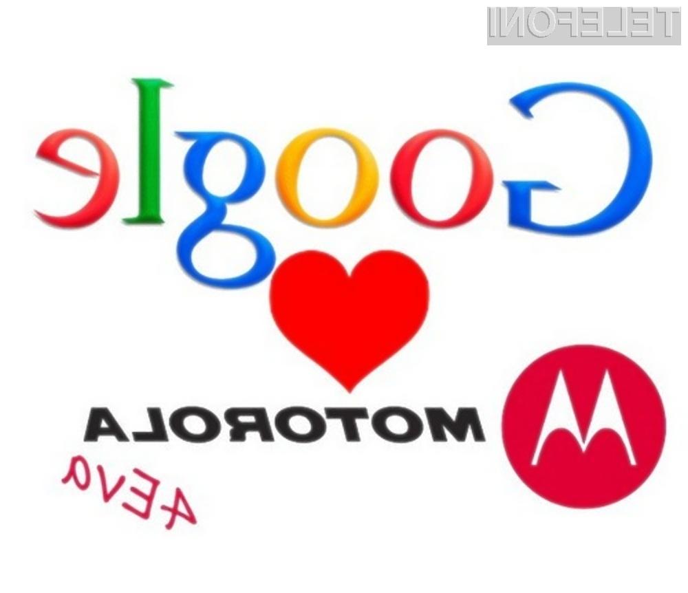 Bo Google s prevzemom Motorole Mobility zavladal še na področju prodaje pametnih mobilnih telefonov?