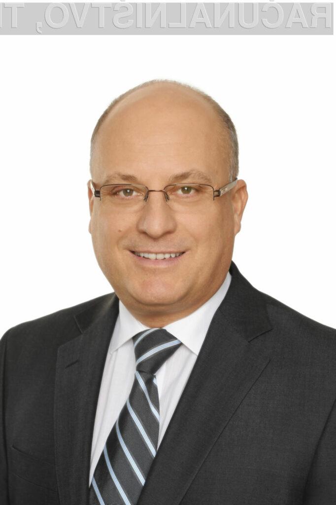 HP imenoval Iztoka Klančnika za generalnega direktorja slovenske podružnice