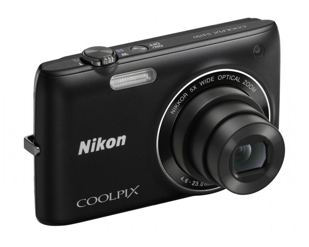 Fotografiranje na dotik - COOLPIX S4150 in S6150