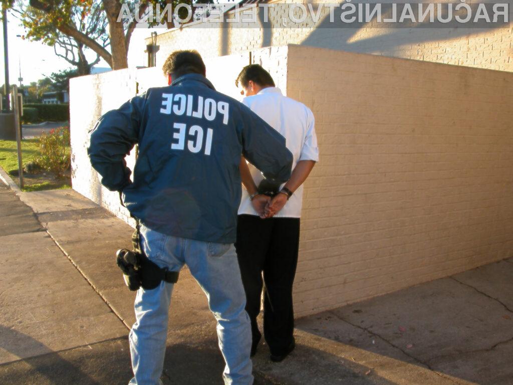 Nas bo policija v bližnji prihodnosti aretirala še preden bomo sploh storili kakšno kaznivo dejanje?