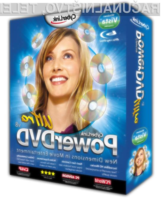 CyberLink PowerDVD 8 Ultra