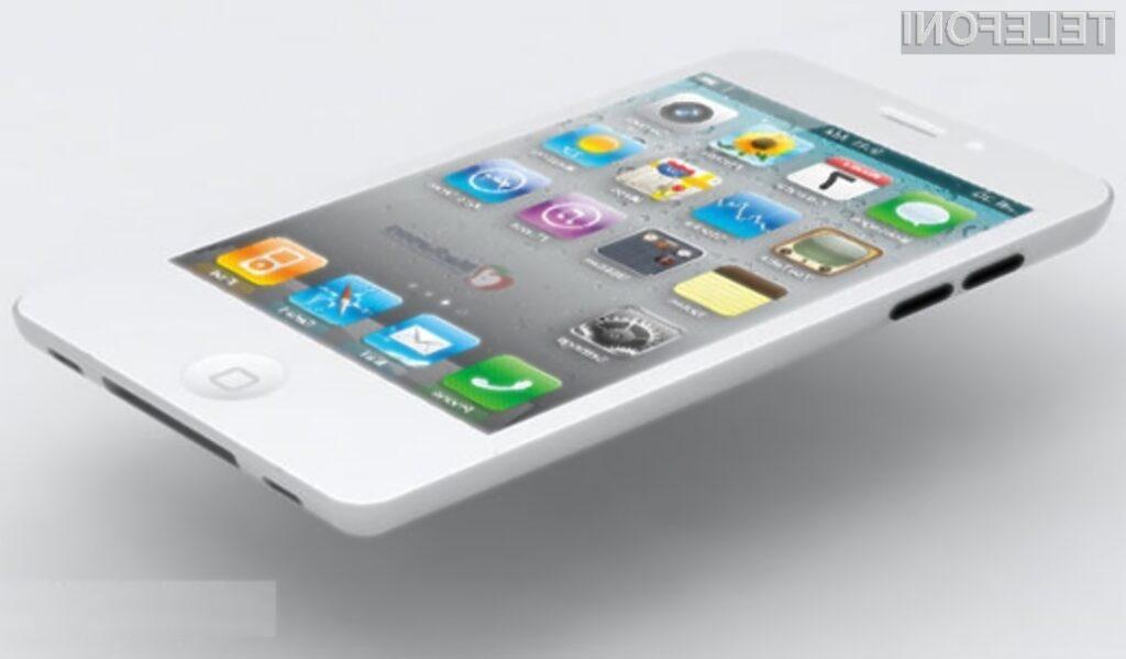 Bo Apple tudi z mobilnikom iPhone 5 zadel v polno?