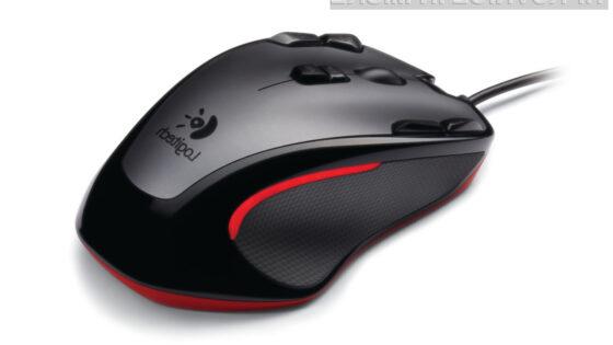 Nizka cena je ena izmed odlik miške Logitech G300.