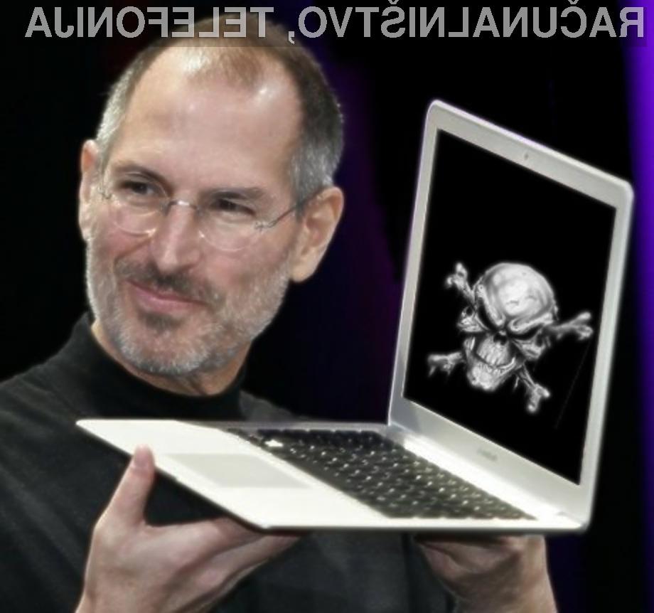 Računalniki Apple ne sodijo v poslovno okolje!