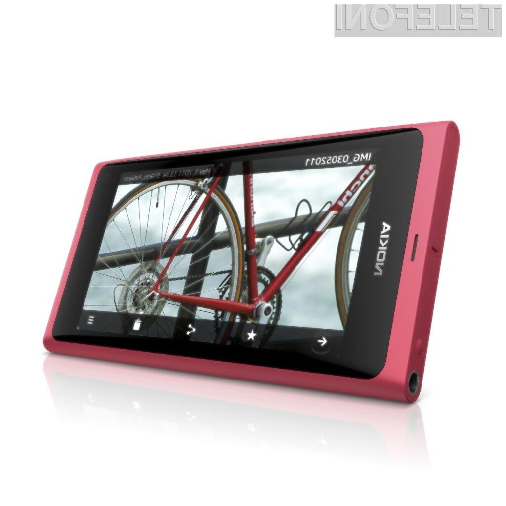 Nokia namerava v ZDA in Kanadi , prodajati samo še naprave z operacijskim sistemom Windows Phone.