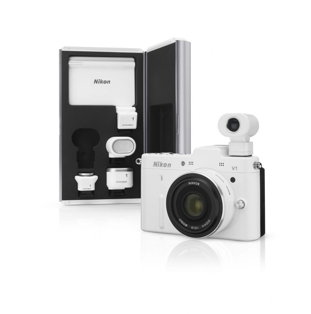 Novi objektivi in dodatki za novo serijo Nikon 1