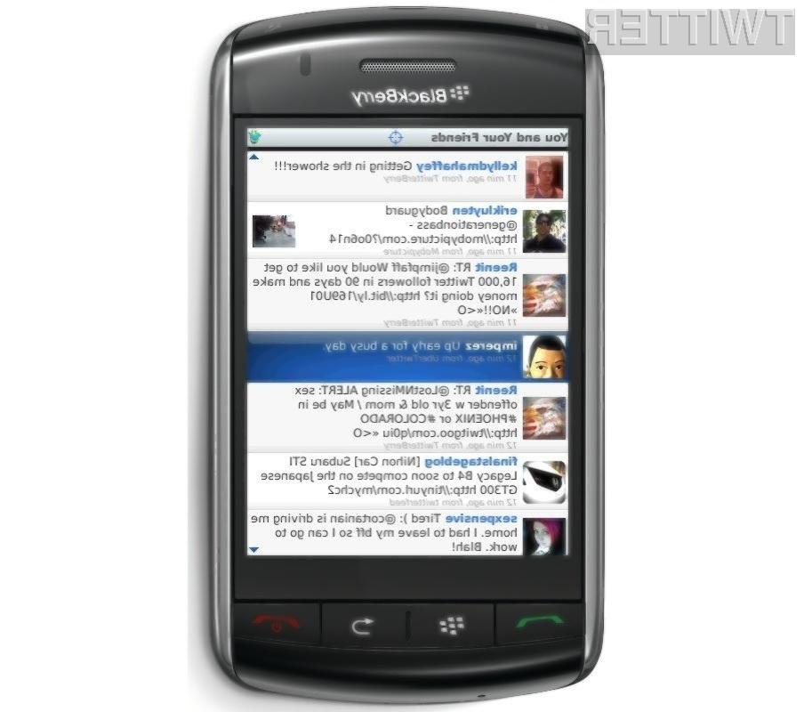 S storitvijo Twitter MMS bomo lahko twittali kjerkoli in kadarkoli!