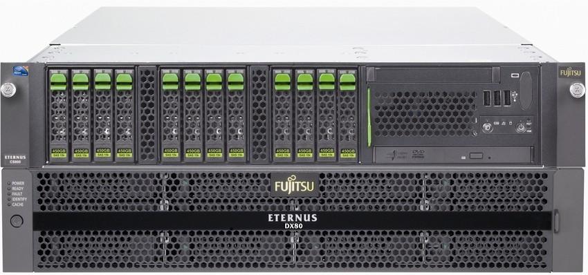 Nova generacija sistemov ETERNUS CS800 S3 omogoča hitrejšo zaščito podatkov z varnostnimi kopijami na diskovnih sistemih, kot kadarkoli prej.