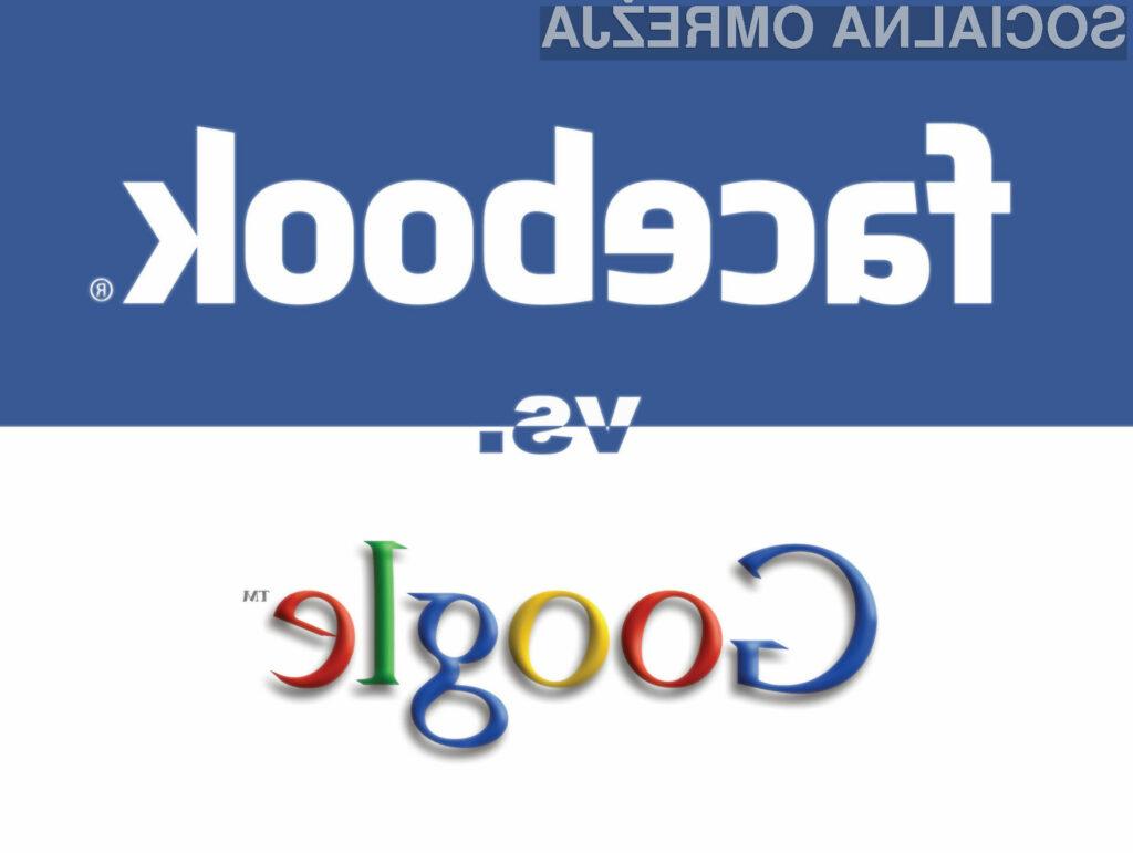 Google+ proti Facebooku: Kdo bo koga?