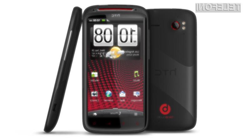 HTC Sensation (na sliki)  bo moral priznati premoč novejšemu bratcu.