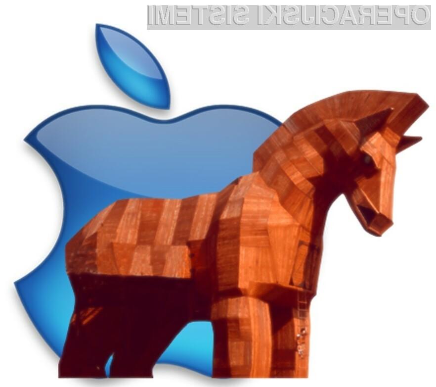 Število škodljivih programskih kot za MacOS X se počasi, a vztrajno povečuje!