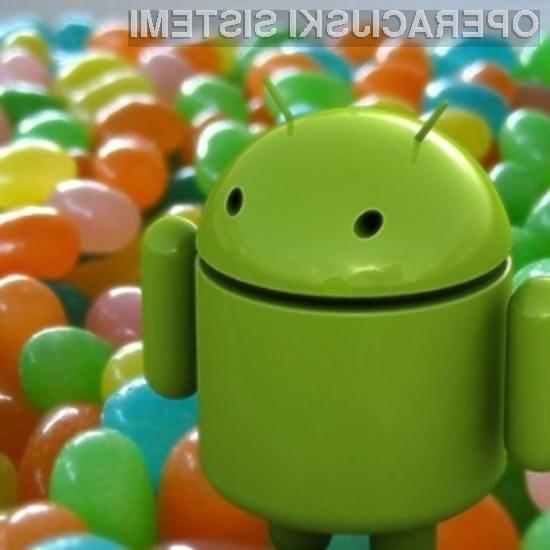 Mobilni operacijski sistem Android Jelly Bean naj bi prinesel bogato paleto novosti in izboljšav.