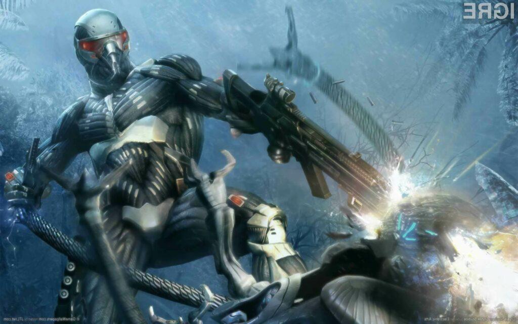 """""""Crysis"""" se bo na konzolah pojavil v povsem novi preobleki."""