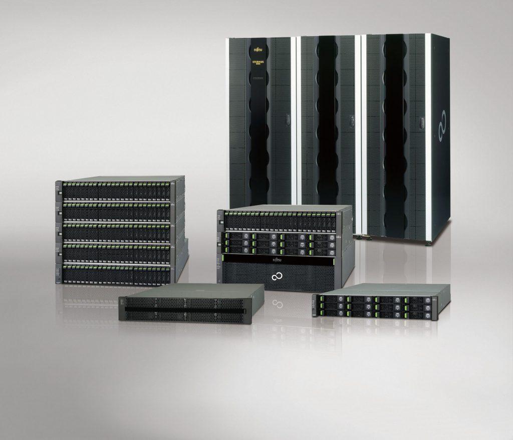 Fujitsujevi sistemi ETERNUS skrbijo za vaše podatke