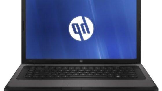 Prenosni računalnik HP 2000Z poganja AMDjev procesor Fusion, iz družine Ontario ali Zacate.