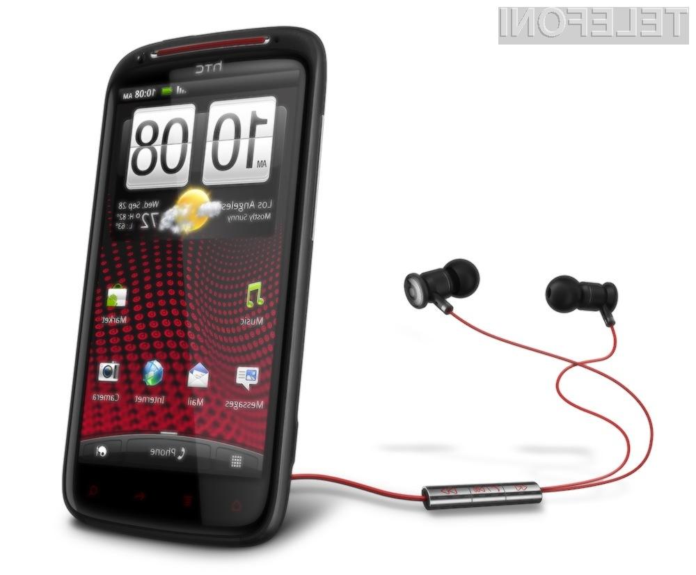 HTC Sensation XE je prvi telefon, ki ponuja pravo BeatsAudio doživetje - kombinacijo programske in strojne opreme, ki vam omogoča poslušanje glasbe,kot bi bili v snemalnem studiu.