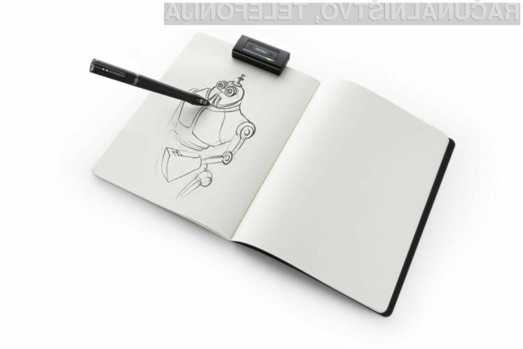 Izdelek je idealen za tiste, ki svoje kreacije radi skicirajo na kos papirja, od ilustratorjev do arhitektov, ki bi radi svoje delo hkrati imeli tudi v digitalni obliki.