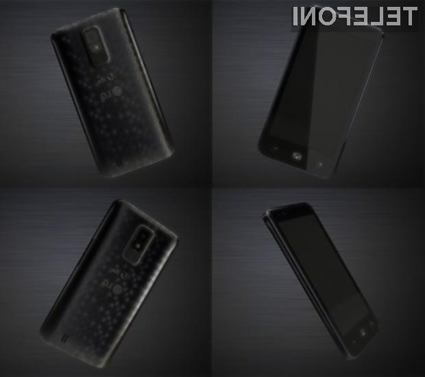 LG LU6200 bo verjetno premešal štrene na trgu mobilne telefonije.
