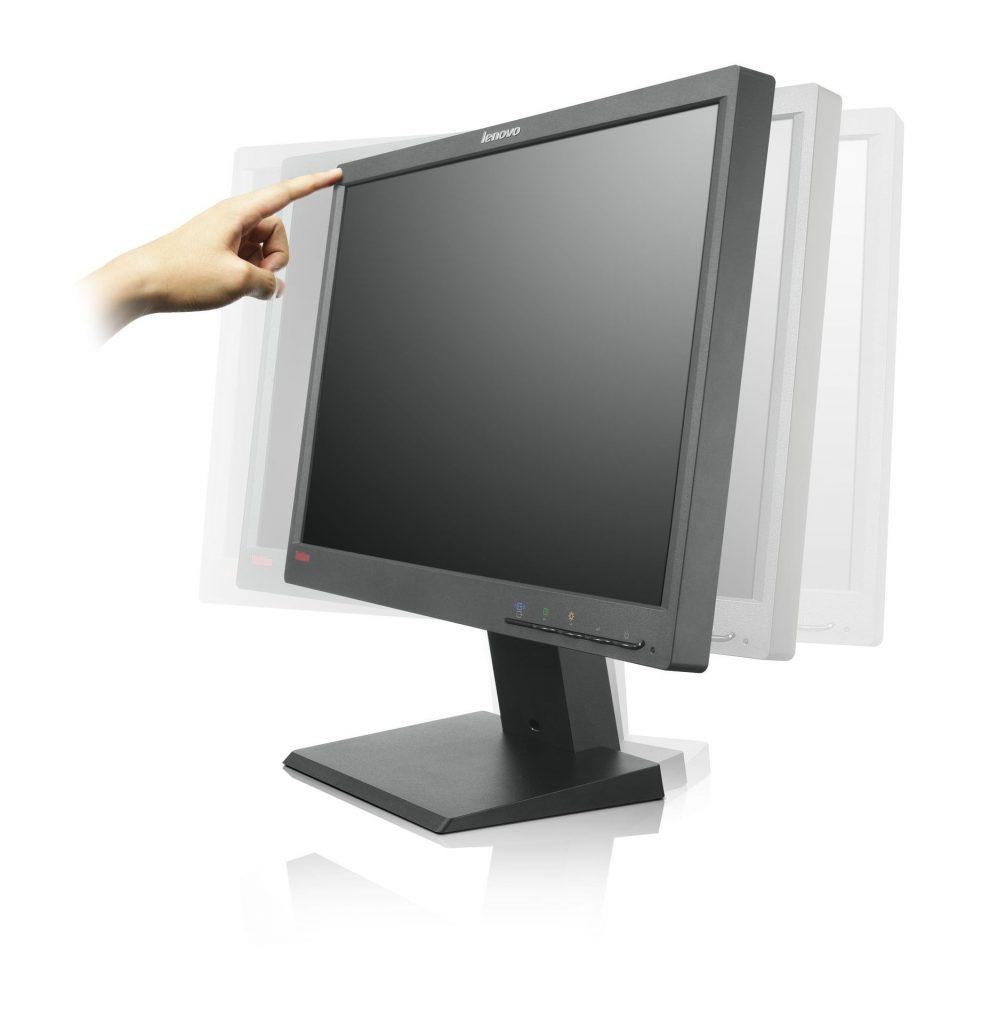 Lenovo ThinkVision monitorji še bolj prijazni do okolja
