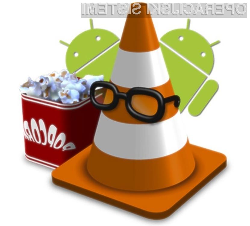 Mobilniki bodo s predvajalnikom VLC postali čistokrvni mobilni večpredstavnostni predvajalniki.