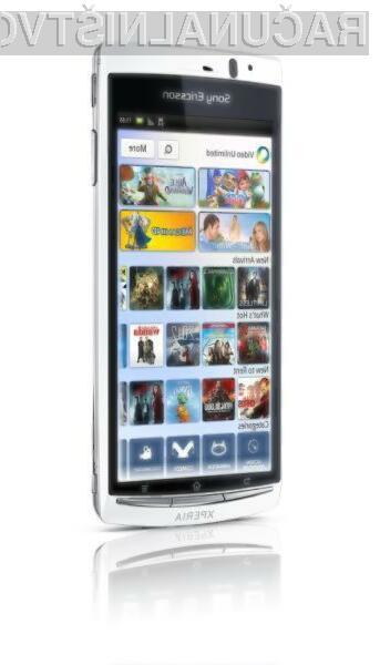 Xperia arc S bo zagnal aplikacijo za kamero in vaše večpredstavnostne vsebine pretvoril do 25 % hitreje, obenem pa bo spletne strani prikazal do 20 % hitreje kot Xperia arc.