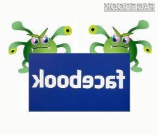 Uporabniki družbenega omrežja Facebook so prava mala malica za prekaljene spletne kriminalce!